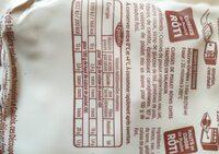 Cuisses de poulet roti - Nutrition facts - en