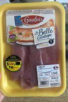 Escalopes volaille - Ingrédients - fr