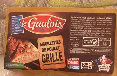 Aiguillettes de poulet Grillé - Prodotto - fr