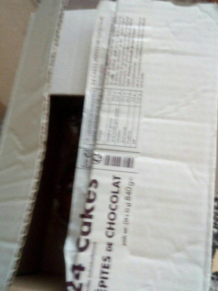 Cake pepites chocolat - Product