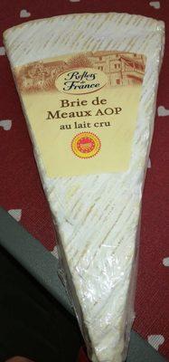 Brie de métaux AOP au lait cru - Produit