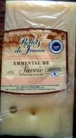 Emmental de Savoie IGP (31 % MG) - Product - fr