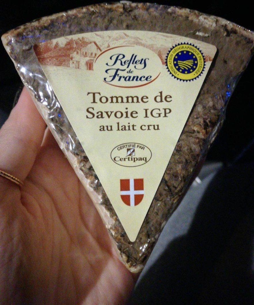 Tomme de Savoie - Produit - fr
