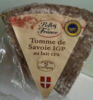 Tomme de Savoie IGP - Product