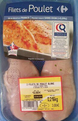 Filets de poulet - Product