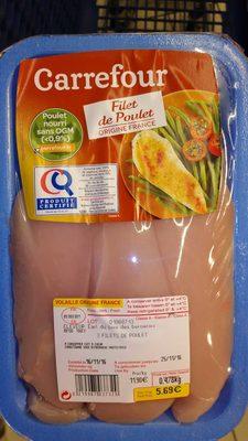 Filet de poulet - Produit