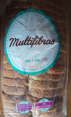 Pan cortado multifibras - Prodotto - es