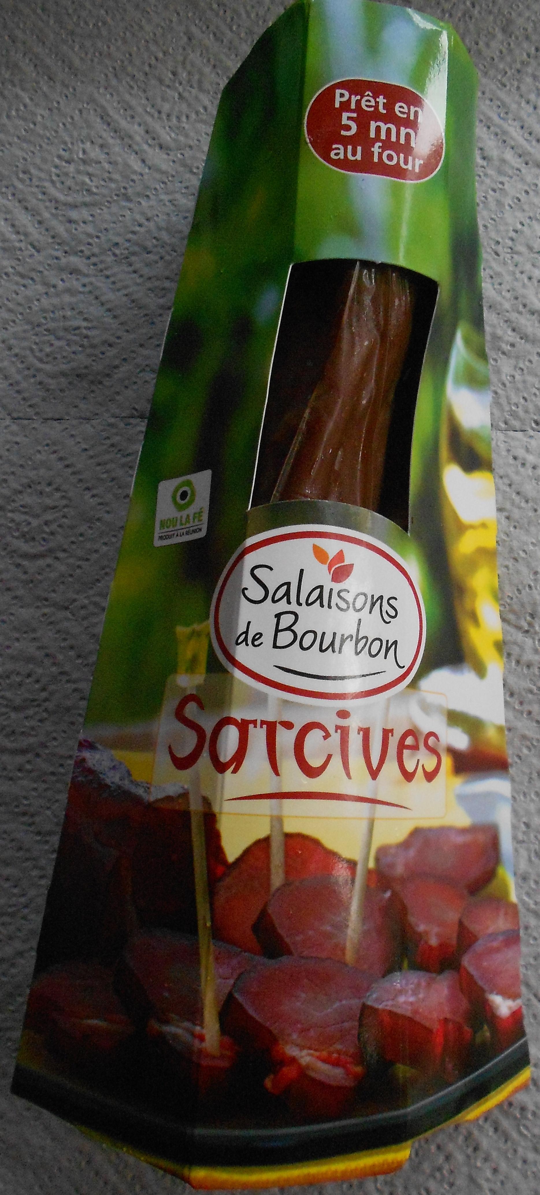Sarcives - Produit - fr