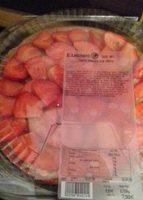 Tarte aux fraises - Product