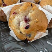 Muffins myrtille - Prodotto - en