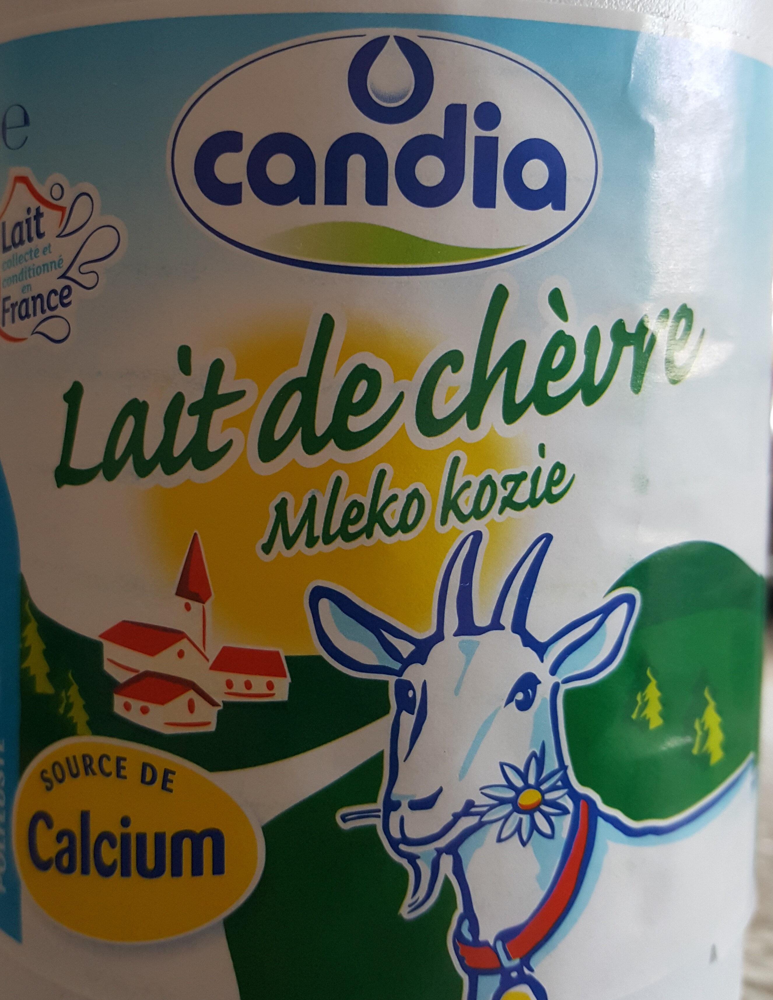 Lait de chèvre - Product - fr