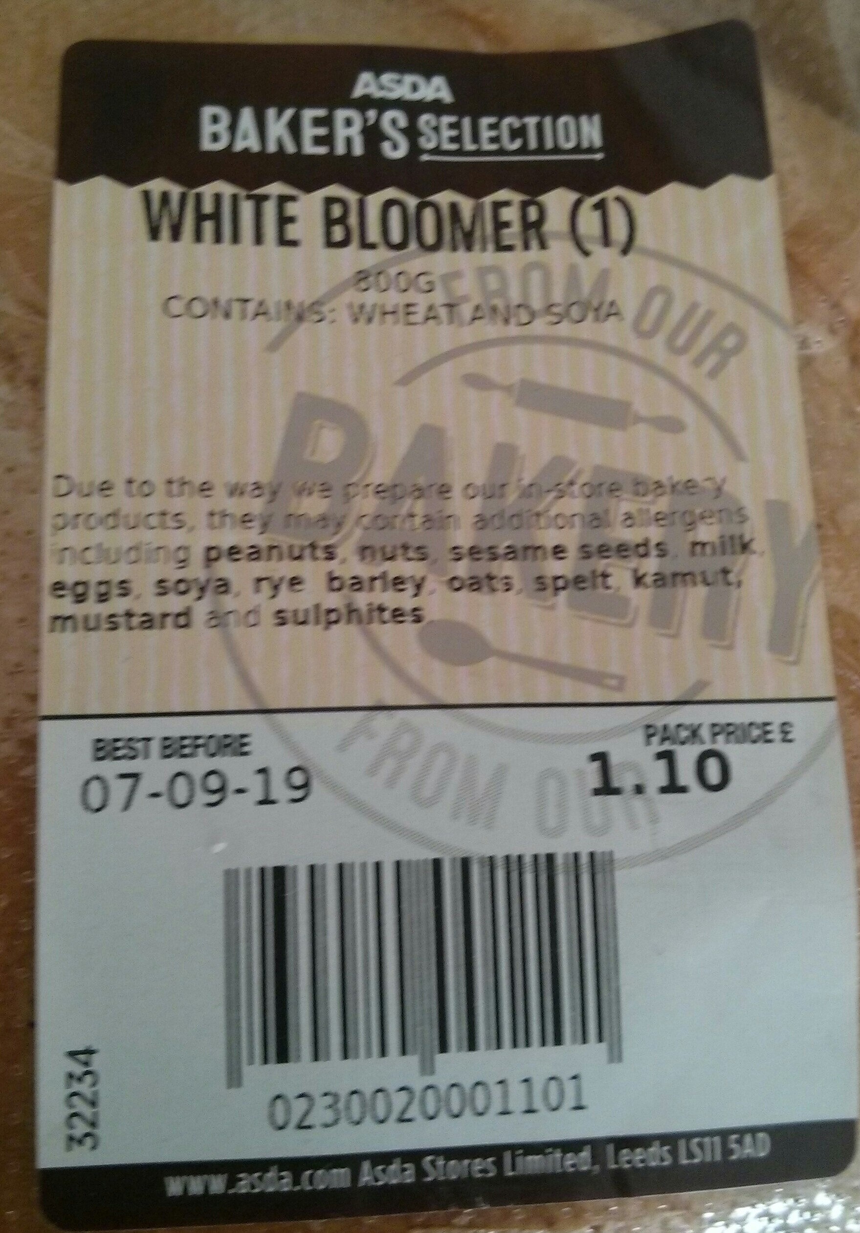 White Bloomer (1) - Product - en