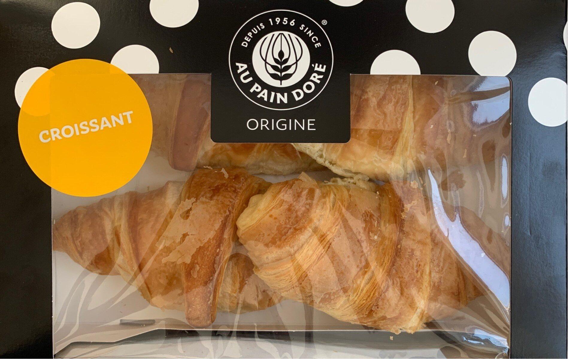 Croissant au beurre - Produit - fr
