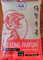 Riz long parfumé - Product - fr