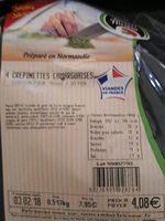 4 crépinettes carmaguaises - Produit - fr