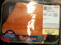 Salmon Fillet Fresh - Product