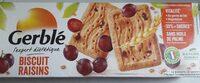 Gerblé biscuit raisins - Product