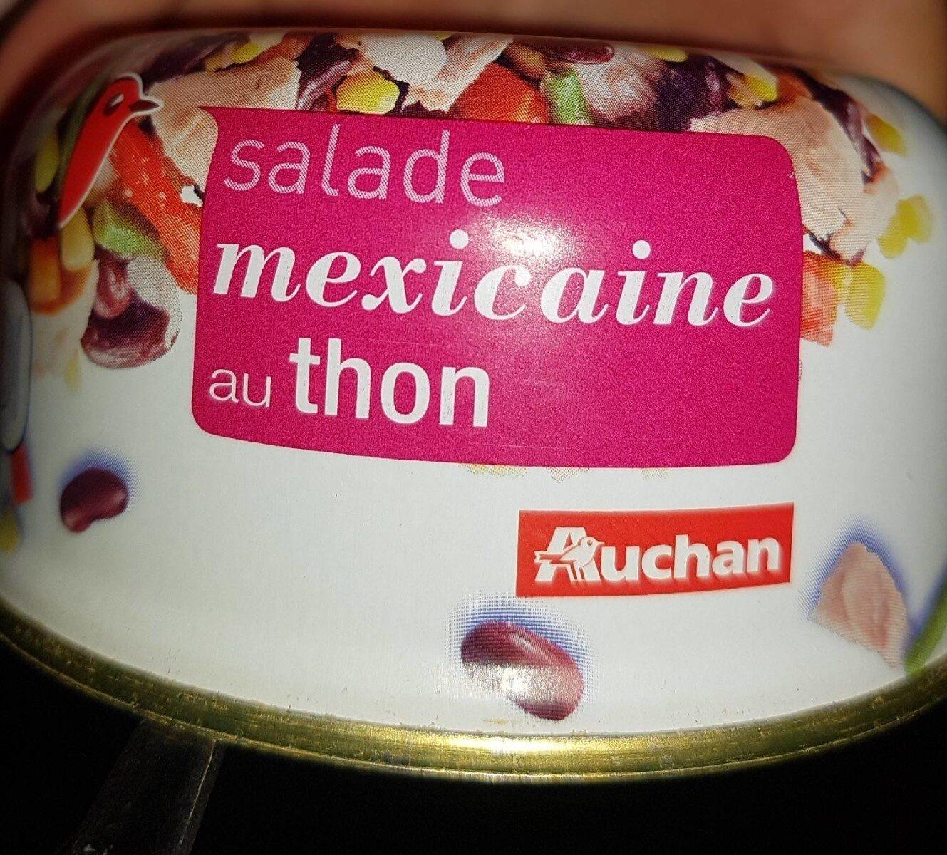 Salade mexicaine au thon - Produit