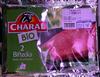 2 Biftecks bio ** - Produit