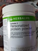 herbalife protein - Product - fr