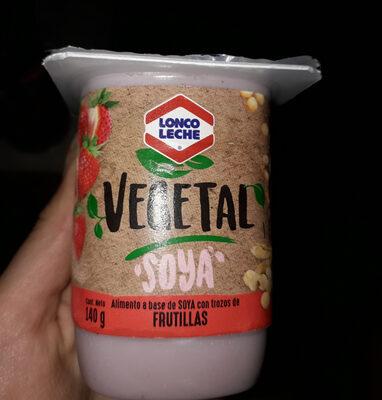 Vegetal soya - Produit - es