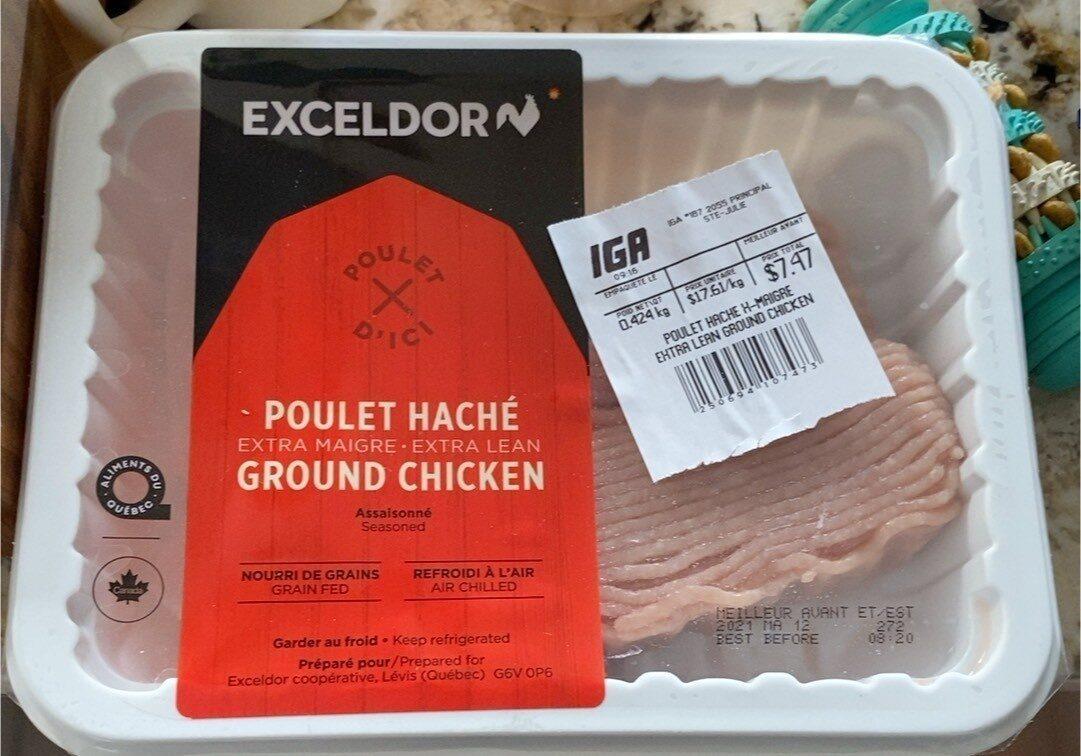 Poulet haché - Product - fr