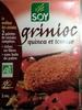 Grinioc quinoa et tomate - Product