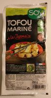 Tofou mariné à la japonaise - Produit