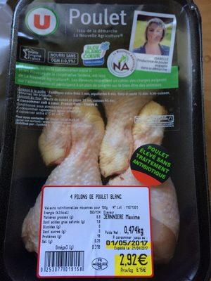 Pilons de poulet - Product