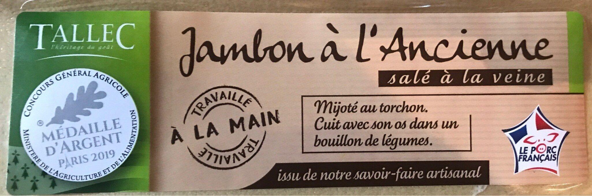 Jambon à l'anciennne - Product
