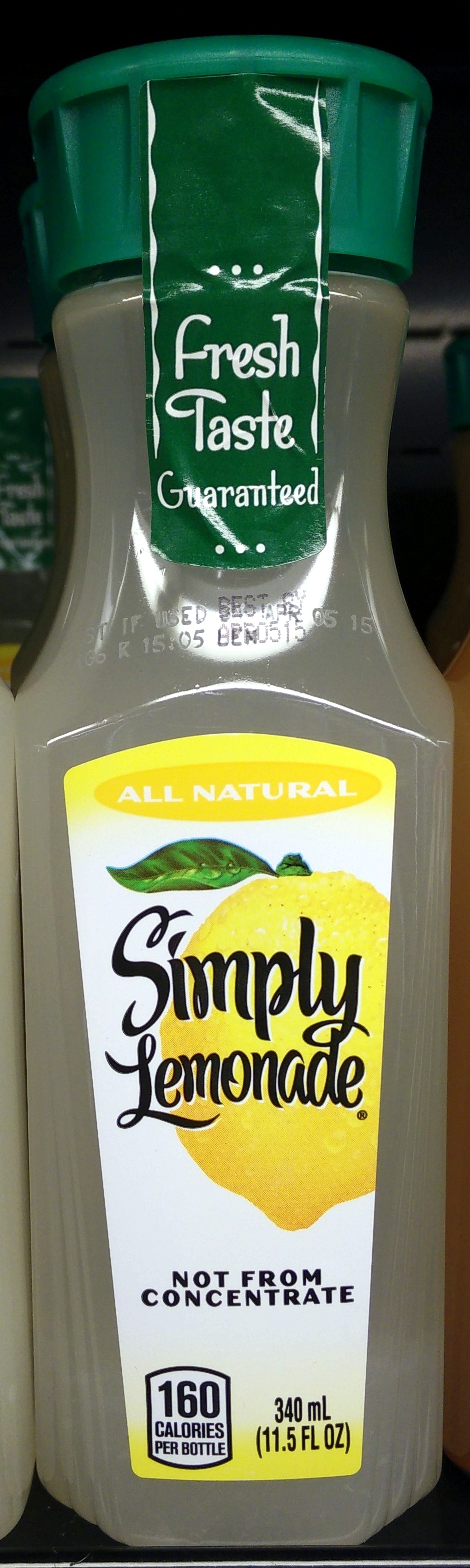 Simply Lemonade - Product
