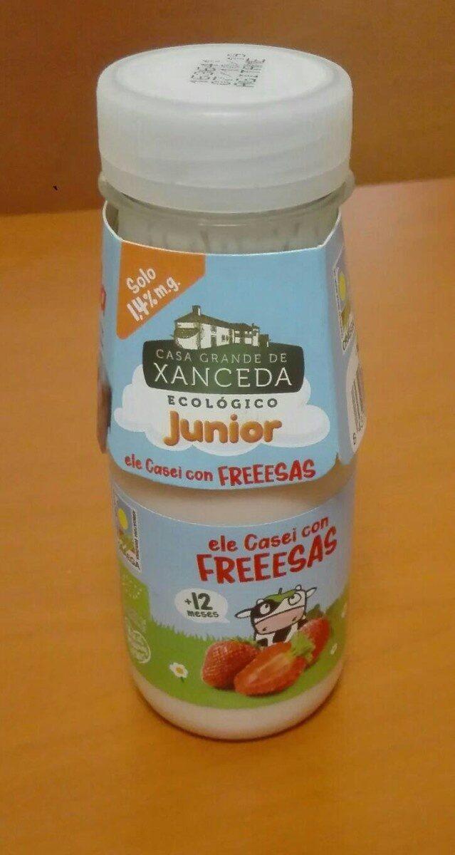 Junior ele casei con fresas - Produit - es
