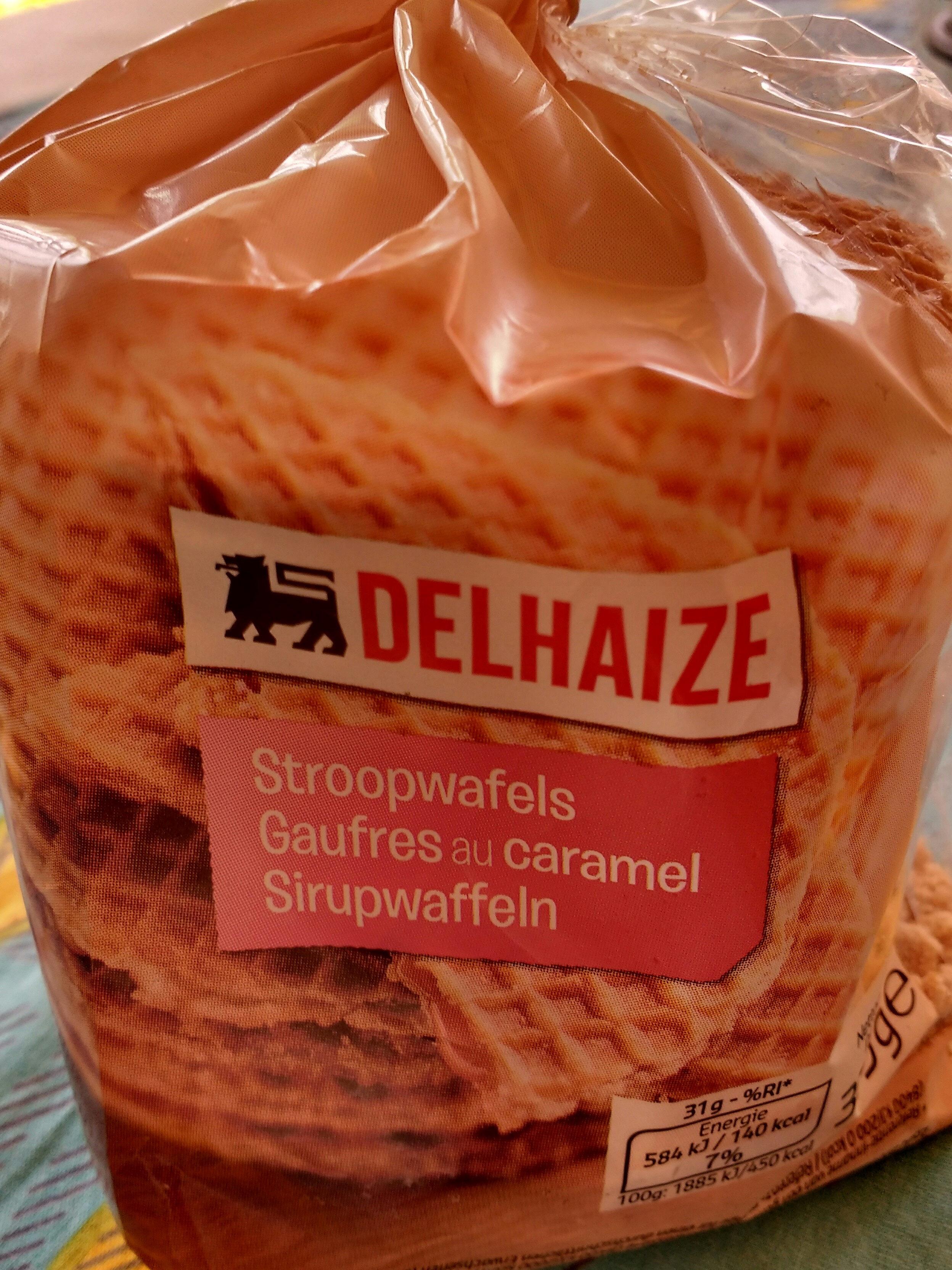 Stoopwafels - Produit - fr