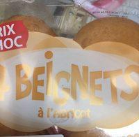 Beignets a l'abricot - Product