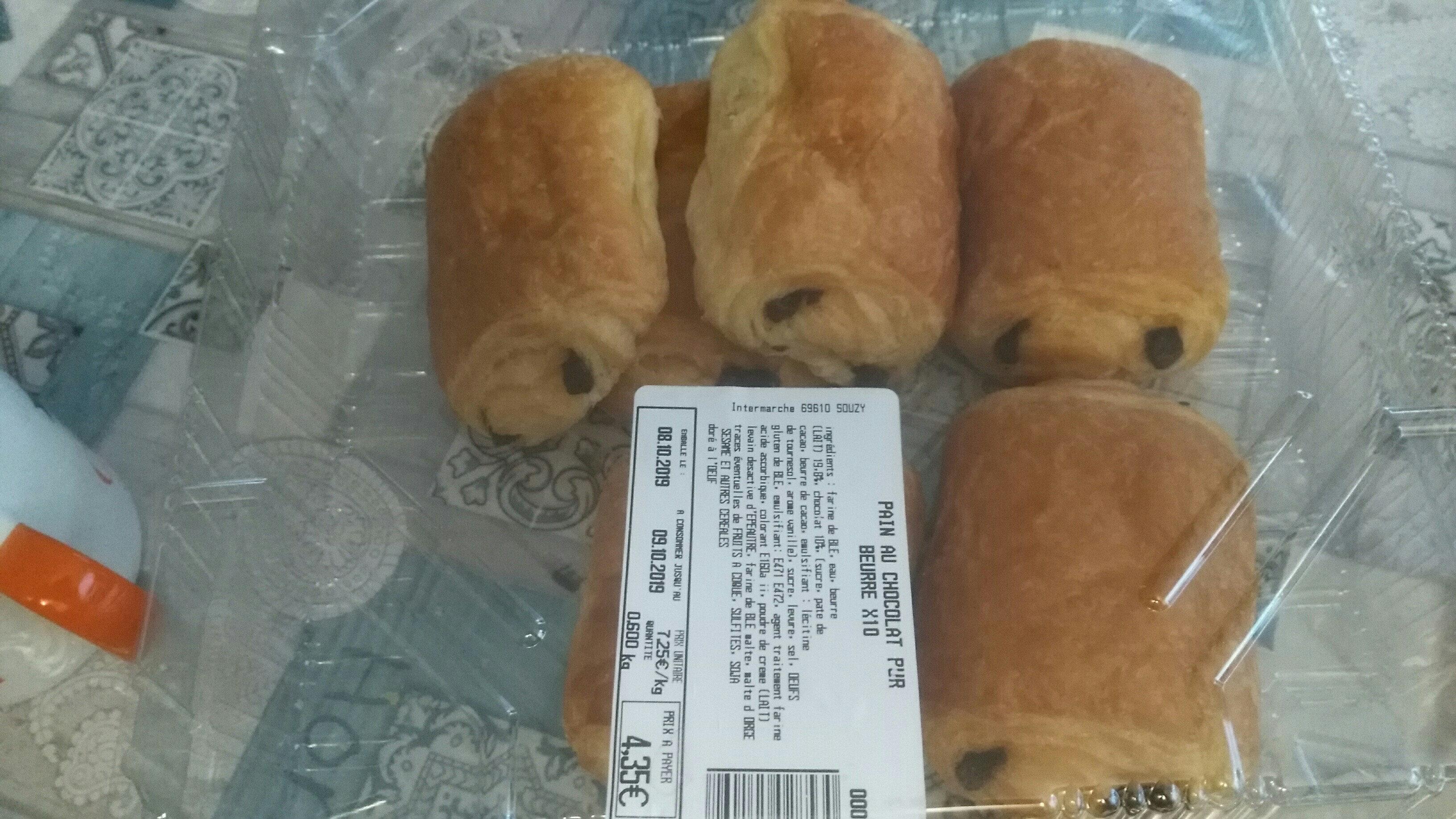 pains aux chocolats - Product - fr