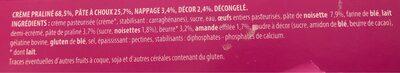 Paris-Brest - Ingredients