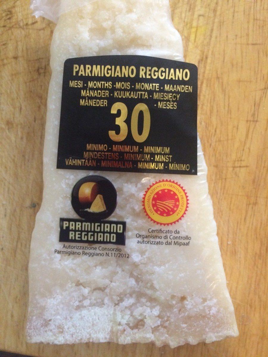 Parmigiano Reggiano - Produit - fr