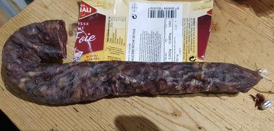 saucisse sèche de foie - Product - fr