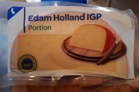 Edam Holland IGP - Product - fr