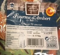 Fourme d'Ambert - Product