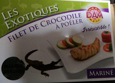 Filet de crocodile à poêler - Produit