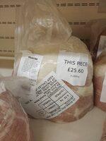Boneless Wiltshire Ham Joint - Product - en
