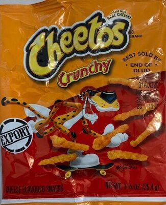 Cheetos Crunchy - Product