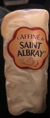 Saint albrey - Produit