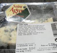 Saint Agur - Produit - fr