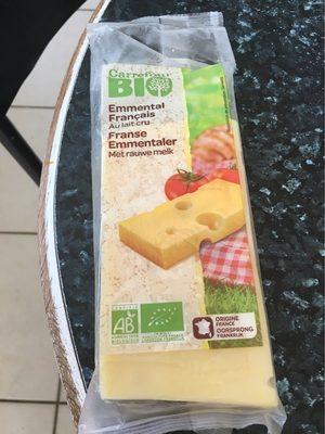 emmental français au lait cru - Prodotto - fr