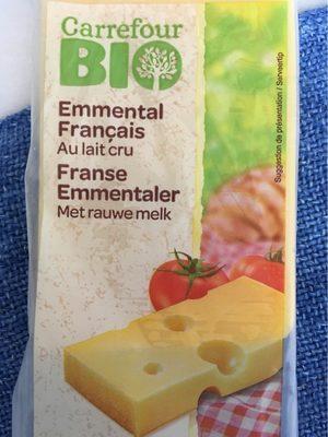 Emmental Français au lait cru - Product