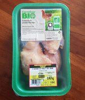 Cuisses de poulet fermier - Produit - fr