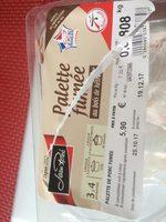 Palette de porc fumee - Product - fr