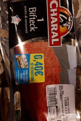 1 bifteck tendre & savoureux - Product